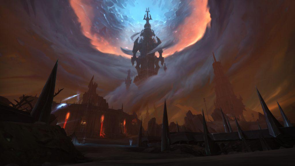 world of warcraft shadowlands entrevista