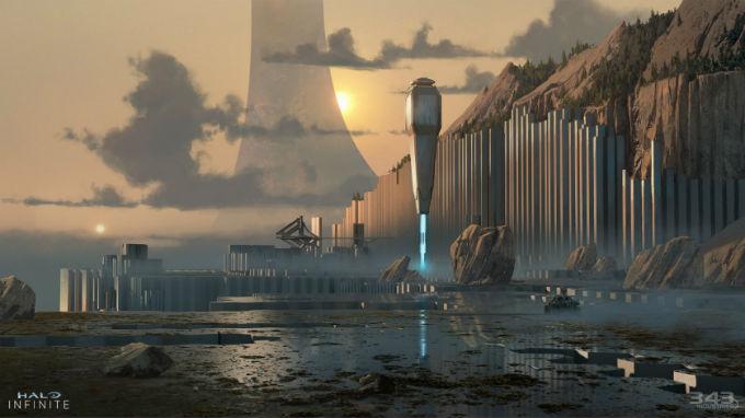 Nuevas Imagenes de Halo Infinite