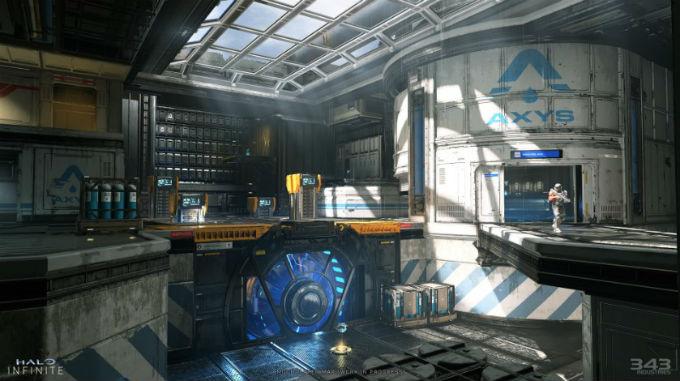 Imagenes de Halo Infinite