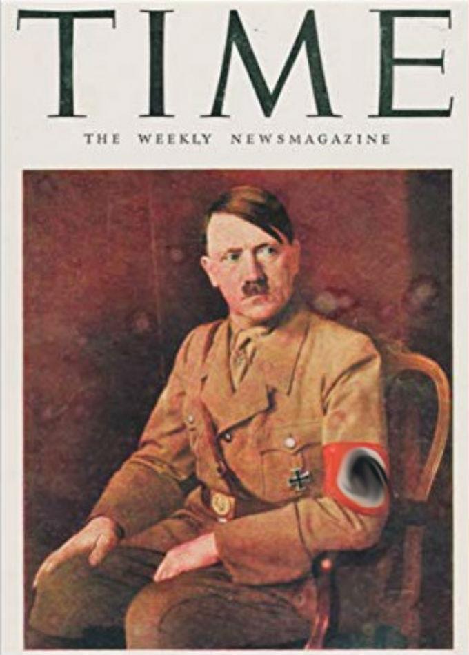Hitler hombre del año Time