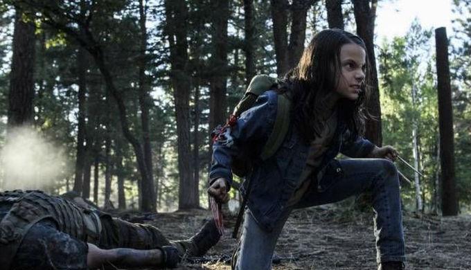X-23 en Logan