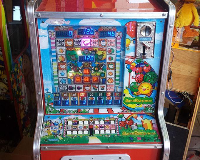 Maquina Tragamonedas en arcades