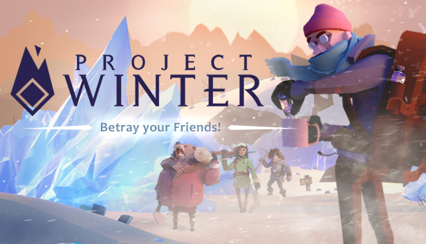 project winter, among us, traición, videojuego