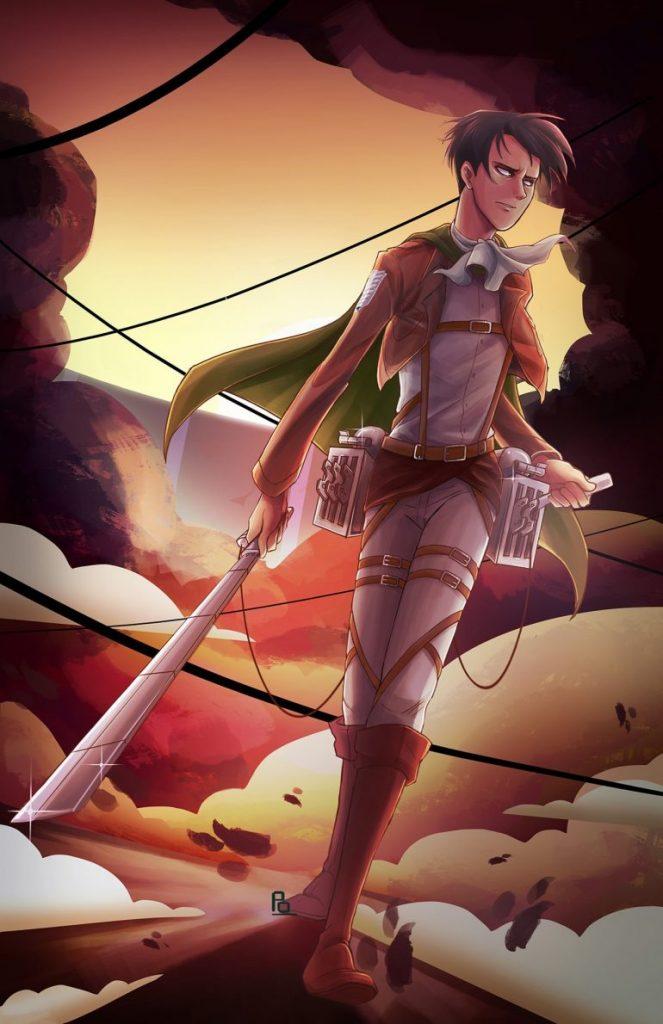Eren Jaeger Attack on Titan