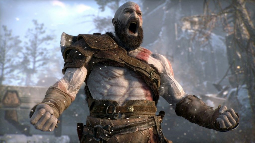 sie, sony, god of war, playstation, sony pictures