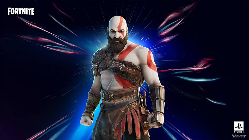 Es oficial: Kratos de God of War llega a Fortnite y no será exclusivo de PlayStation