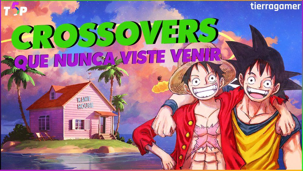 Los 5 mejores crossovers del anime