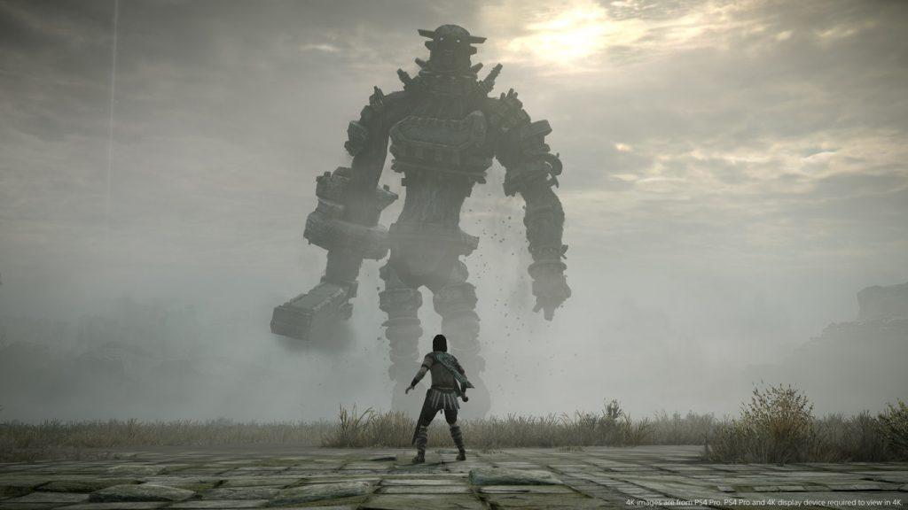 shadow of the colossus, fumito ueda, ueda