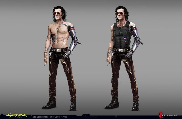 cyberpunk 2077, cyberpunk, johnny silverhand