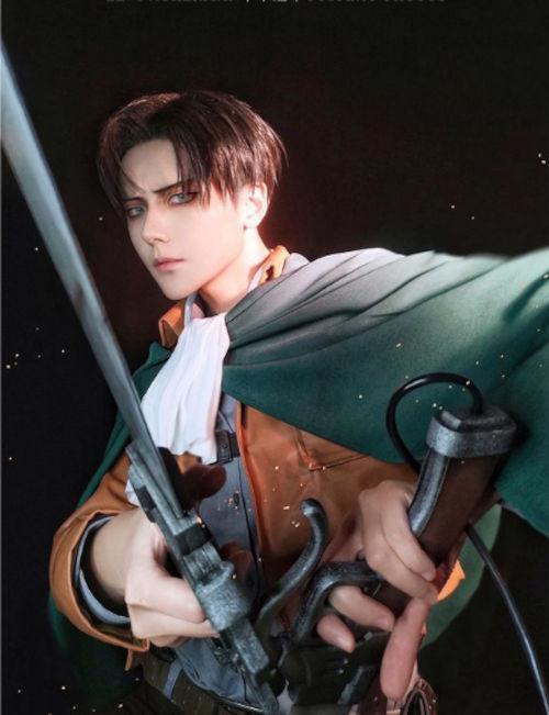 Attack on Titan: Levi consigue un nuevo cosplay