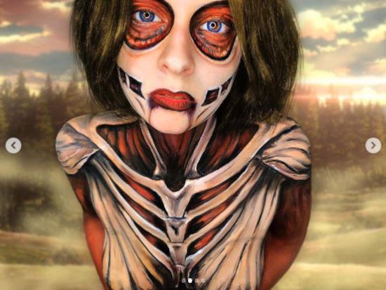 Shingeki no Kyojin: La Titán Hembra consigue un nuevo cosplay