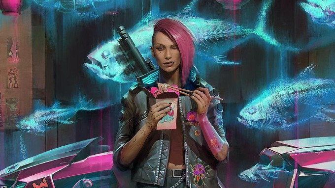 Imagen de Cyberpunk 2077 de CD Projekt Red
