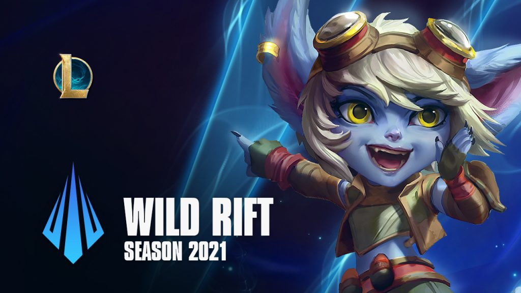 wild rift, riot games, league of legends