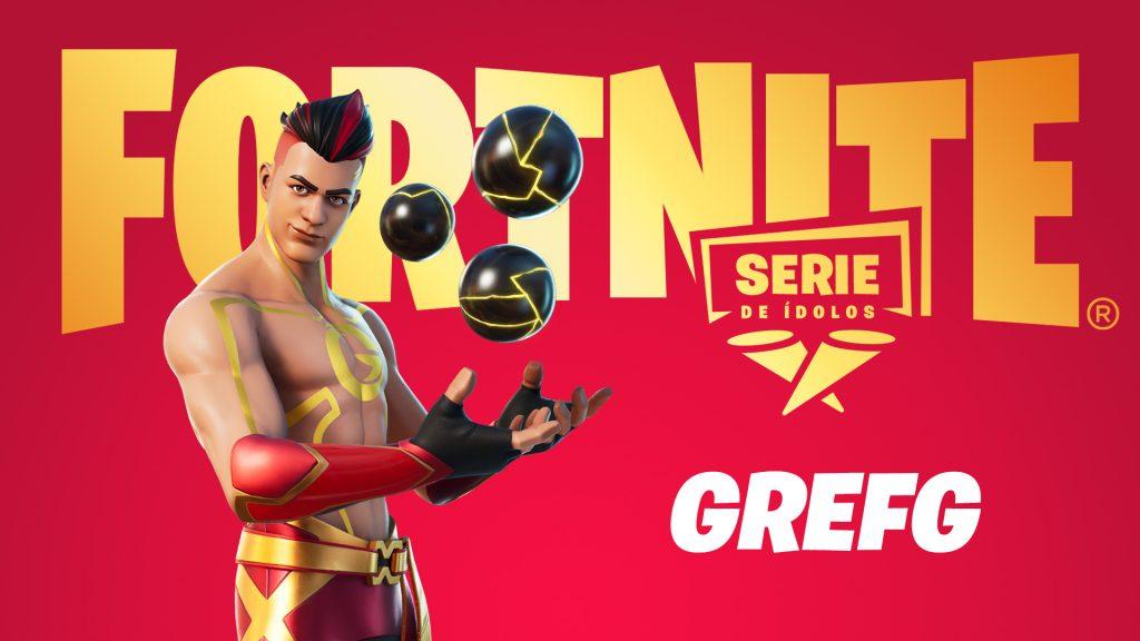 thegrefg, fortnite, grefg, skin, epic games