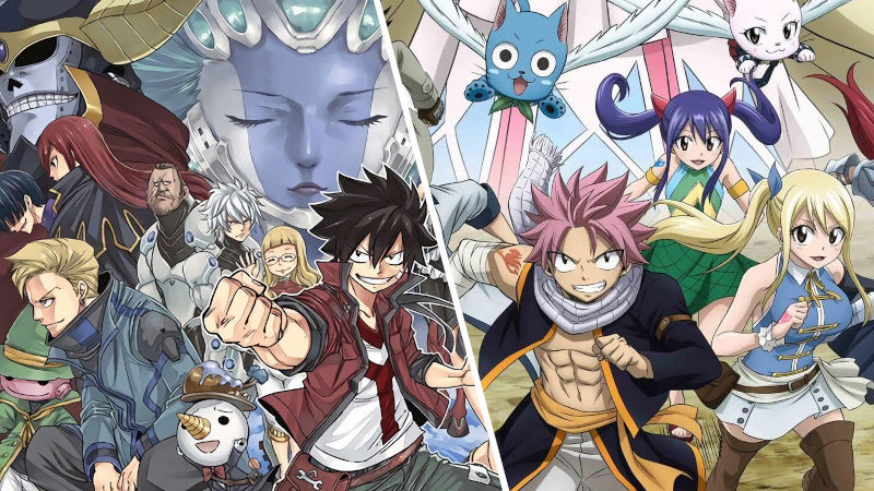 Fairy Tail Anime 2021