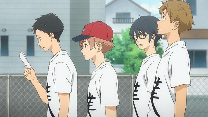 Escena supuestamente plagiada por Kyoto Animation.