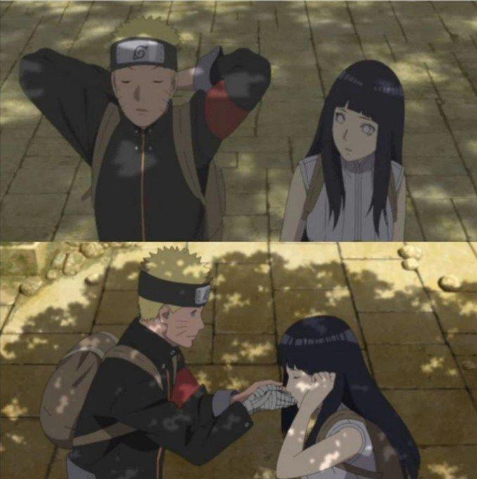 Naruto: ¿Cuándo se enamora de Hinata?