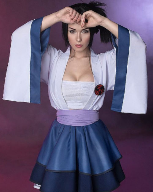 Naruto Shippuden: Sasuke Spectacular Sex Changes