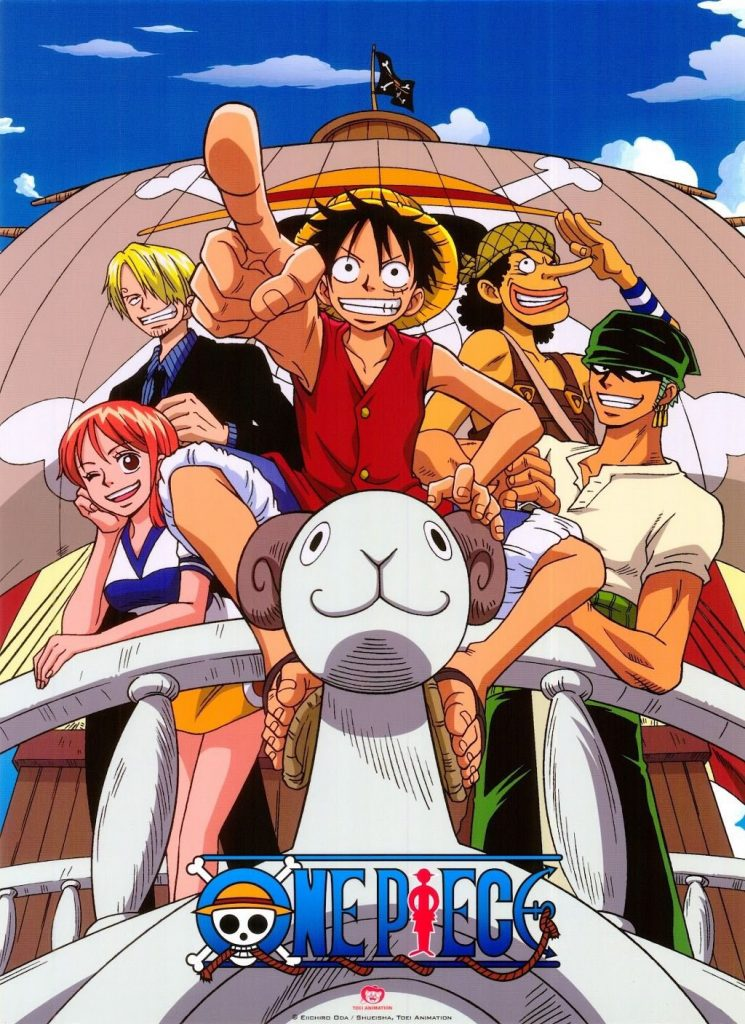 one piece, toei, shueisha, shonen jump, manga