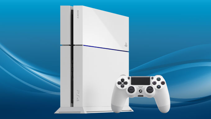 PlayStation-4-Glacier-White
