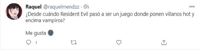 Comentario sobre Villanas de Resident Evil Village