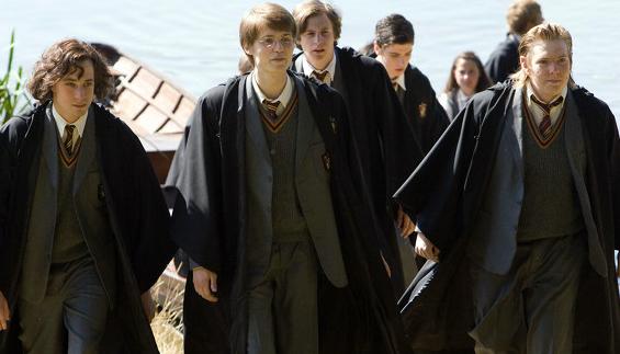 Harry Potter serie de televisión