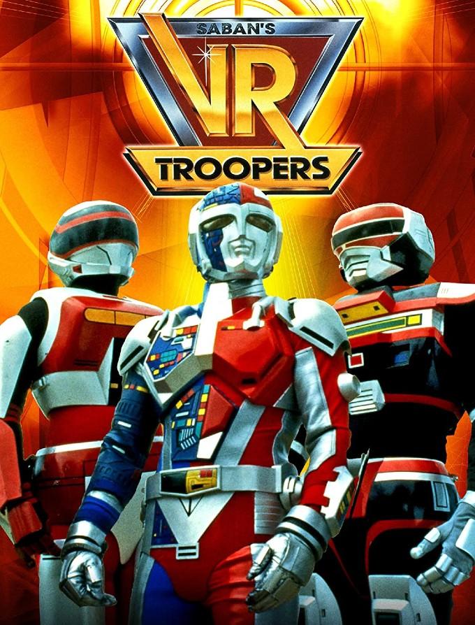 Foto de los VR Troopers