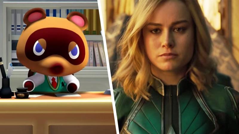 Sus fans se divirtieron bastante. La entrada Brie Larson sufrió una gran decepción con Animal Crossing se publicó primero en TierraGamer.