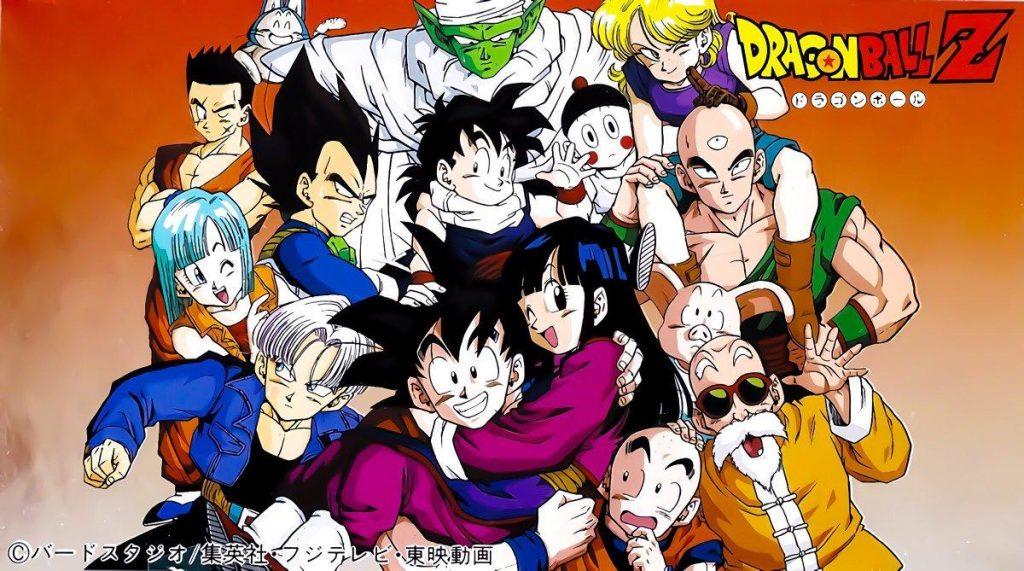 Estatura de Goku y otros personajes de Dragon Ball.