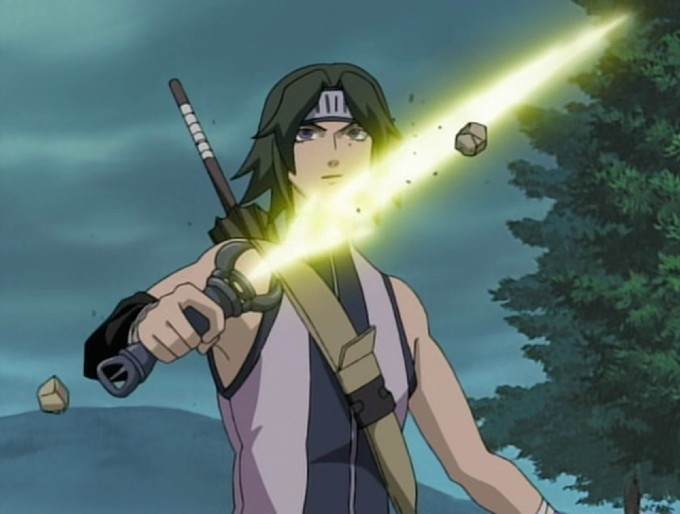 Espada de rayo de Naruto Boruto