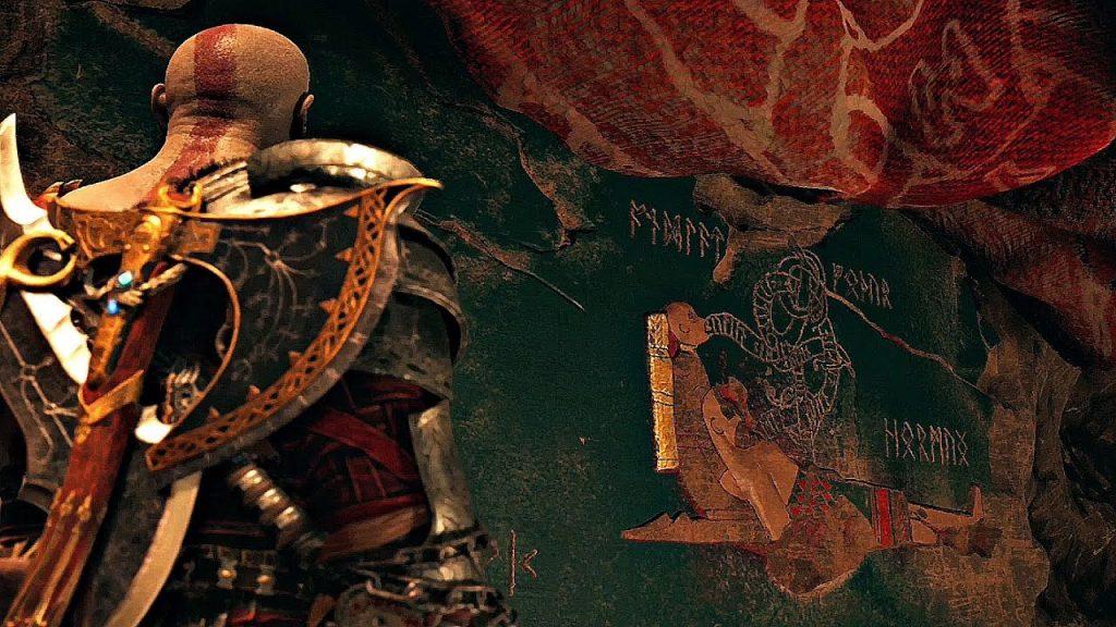 Dioses nórdicos Ragnarok en God of War.
