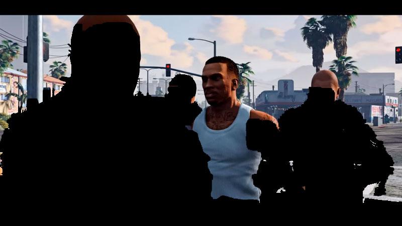 GTA San Andreas Remake