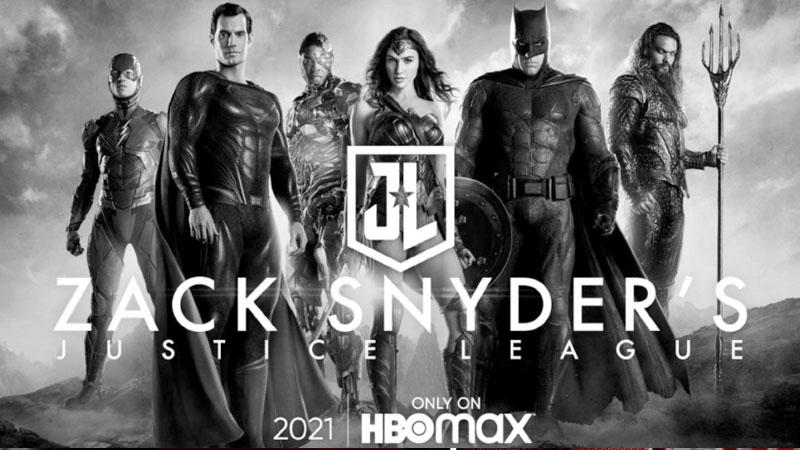 La Liga de la Justicia se estrena este 18 de marzo de 2021.