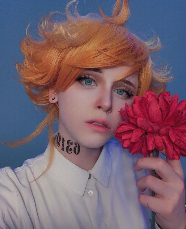 emma, promised neverland, cosplay