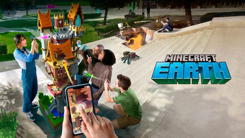minecraft earth cierra junio