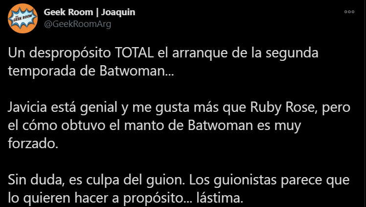 batwoman, serie, the cw