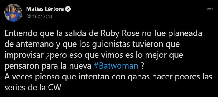batwoman, the cw, dc