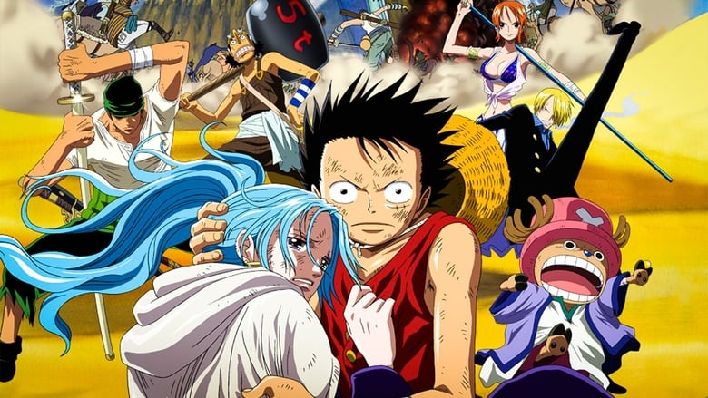 One Piece Alabasta es uno de los arcos que llega a Netflix.