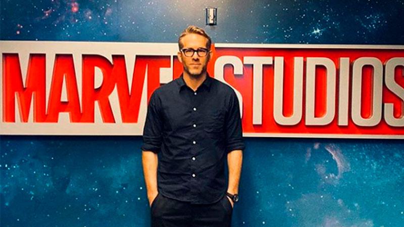 Ryan Reynolds Deadpool 3 Marvel Studios
