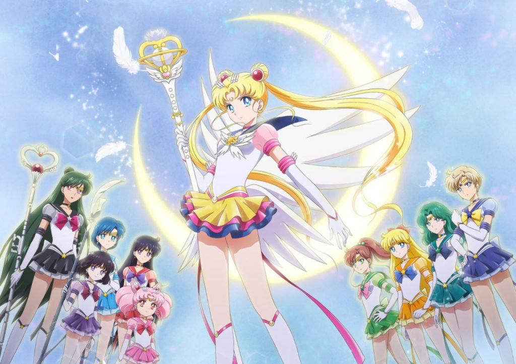 Sailor Moon Eternal, parte 2 ya tiene tráiler.