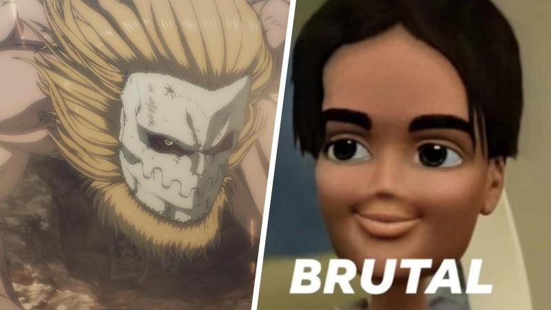 Shingeki no Kyojin: Dos titanes se combinaron en el último episodio