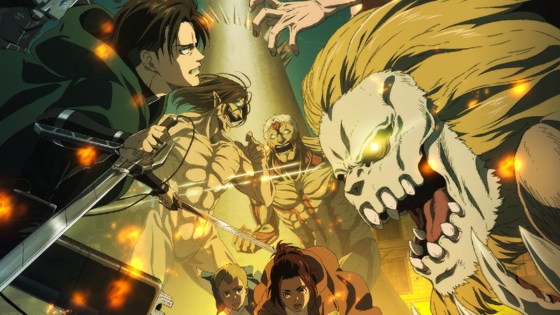 Shingeki no kyojin capítulo 138 spoilers.