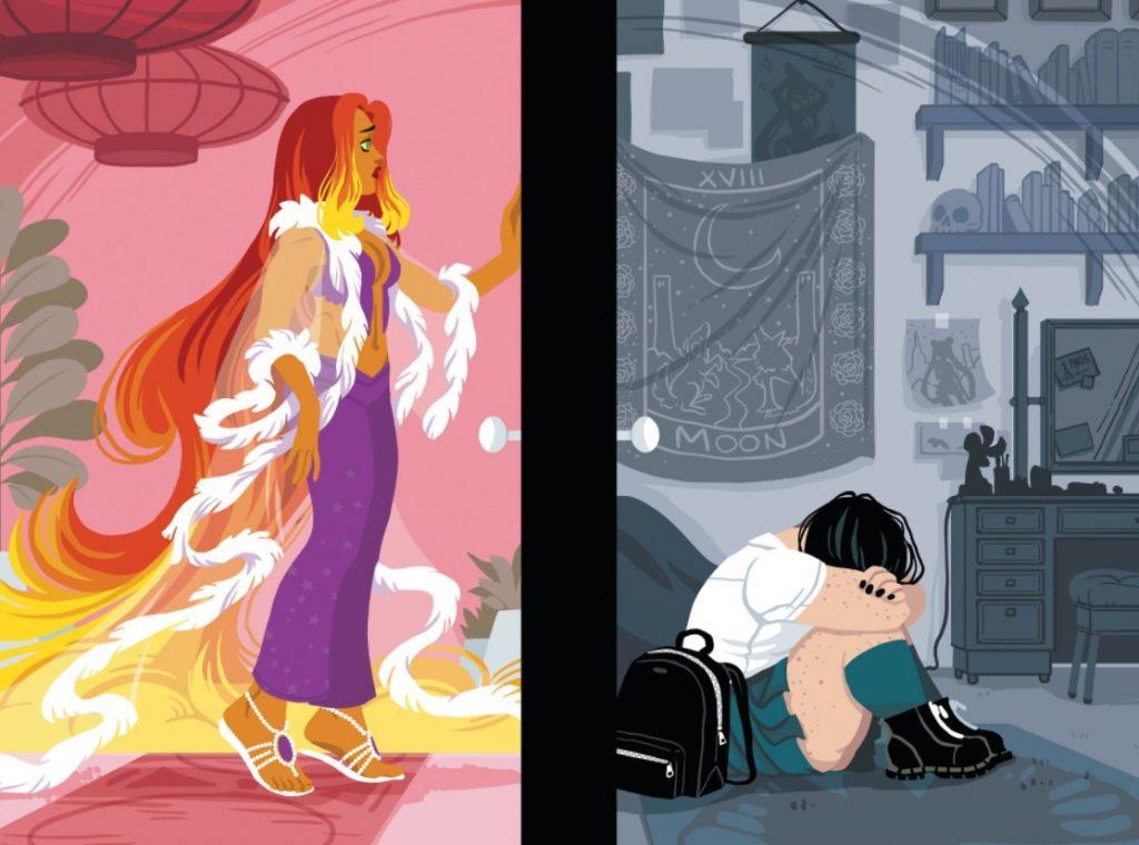 La hija de Starfire será LGBTQ y plus size en I am not Starfire..