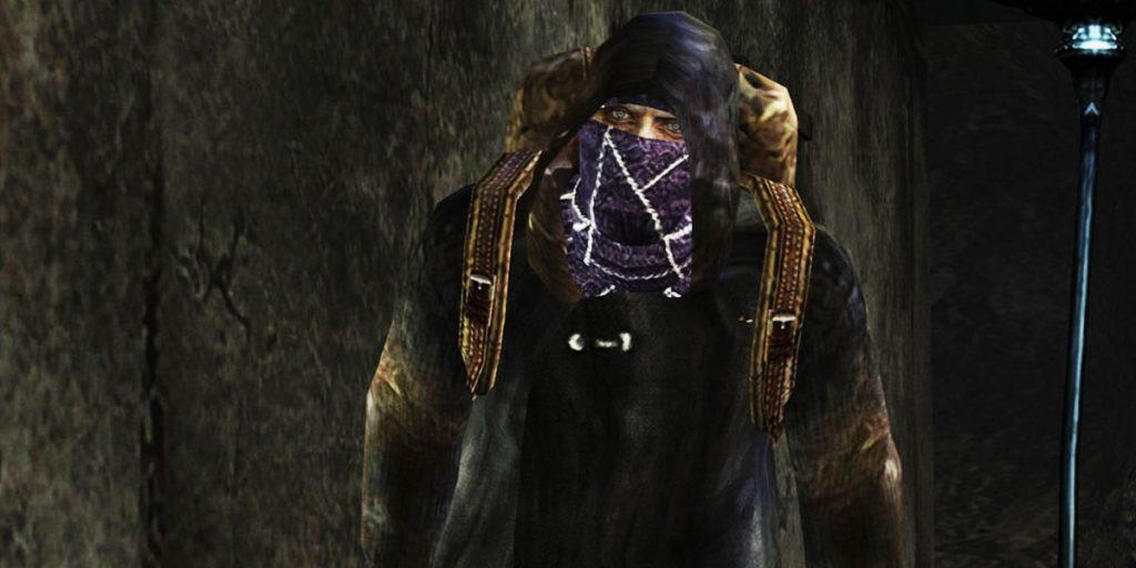 vendedor, resident evil, merchant
