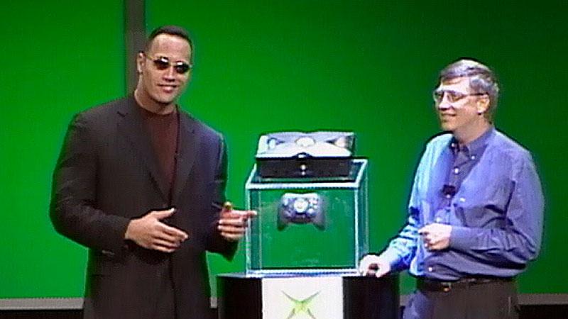 Xbox presentación