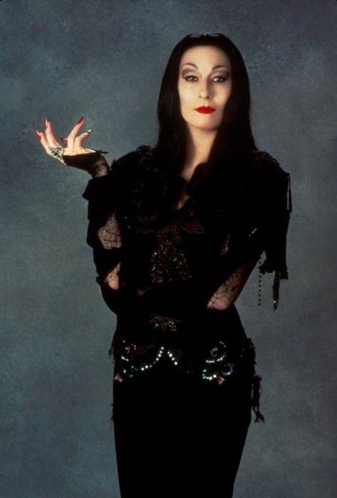 morticia adams, resident evil, lady dimitrescu