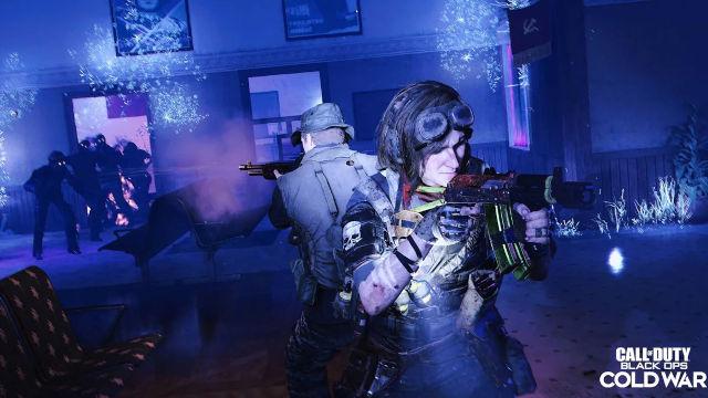 Call of Duty: Black Ops Cold War nos da un vistazo de su nueva experiencia zombi