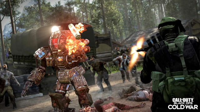 Call of Duty: Black Ops Cold War gives us a glimpse of its new zombie experience
