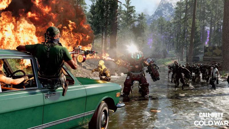 Call of Duty: Black Ops Cold War - Temporada 2 desborda contenido
