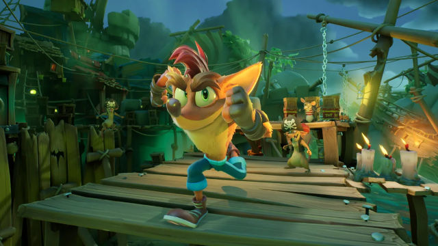 Crash Bandicoot 4: It's About Time llegará a nuevas consolas